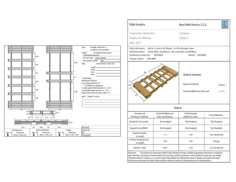 Pallet Design | Custom Wooden Pallets - Hampton Roads ...