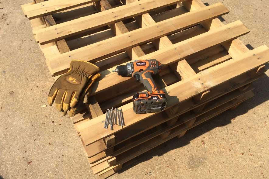 Pallet Industries | Wooden Pallet Return & Repair